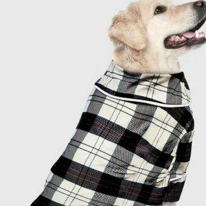 Wondershop Plaid Dog Pajamas L Large
